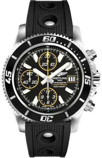 Фото швейцарских часов Мужские швейцарские наручные часы Breitling AEROMARINE A1334102/BA82/200S