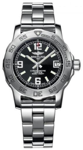 Фото швейцарских часов Мужские швейцарские наручные часы Breitling Colt 33 A7738711/BB51/158A