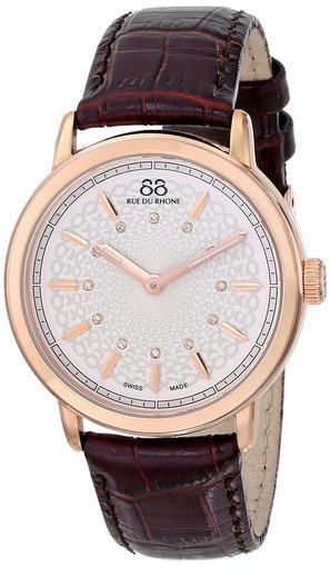 Фото швейцарских часов Женские швейцарские наручные часы 88 Rue Du Rhone Double 8 Origin 87WA120015