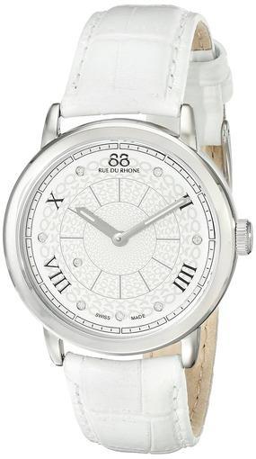 Фото швейцарских часов Женские швейцарские наручные часы 88 Rue Du Rhone Double 8 Origin 87WA120008