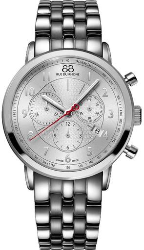 Фото швейцарских часов Мужские швейцарские наручные часы 88 Rue Du Rhone Double 8 Origin 87WA120044
