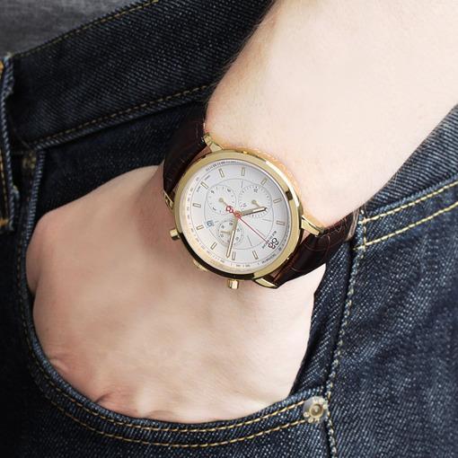 Фото швейцарских часов Мужские швейцарские наручные часы 88 Rue Du Rhone Double 8 Origin 87WA120045