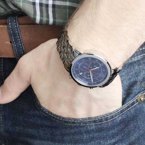 Фото швейцарских часов Мужские швейцарские наручные часы 88 Rue Du Rhone Double 8 Origin 87WA120051