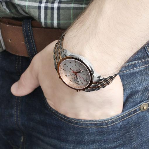 Фото швейцарских часов Мужские швейцарские наручные часы 88 Rue Du Rhone Double 8 Origin 87WA120057