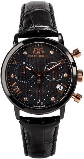 Фото швейцарских часов Женские швейцарские наручные часы 88 Rue Du Rhone Double 8 Origin 87WA130005