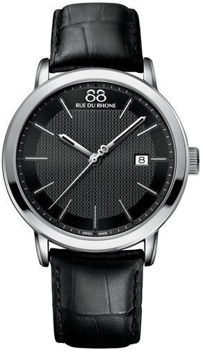 Фото швейцарских часов Мужские швейцарские наручные часы 88 Rue Du Rhone Double 8 Origin 87WA130010