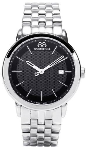 Фото швейцарских часов Мужские швейцарские наручные часы 88 Rue Du Rhone Double 8 Origin 87WA130011