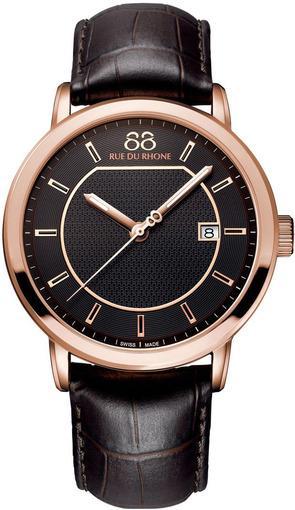 Фото швейцарских часов Мужские швейцарские наручные часы 88 Rue Du Rhone Double 8 Origin 87WA130013