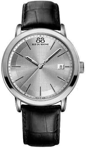 Фото швейцарских часов Мужские швейцарские наручные часы 88 Rue Du Rhone Double 8 Origin 87WA130015