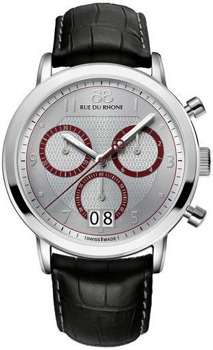 Фото швейцарских часов Мужские швейцарские наручные часы 88 Rue Du Rhone Double 8 Origin 87WA130026