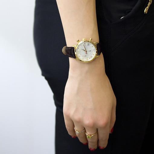 Фото швейцарских часов Женские швейцарские наручные часы 88 Rue Du Rhone Double 8 Origin 87WA130028