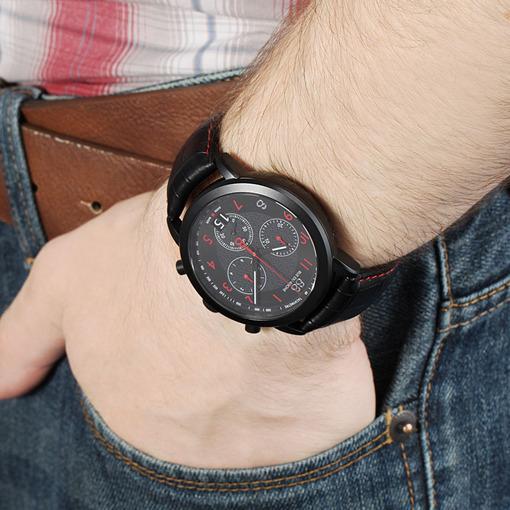Фото швейцарских часов Мужские швейцарские наручные часы 88 Rue Du Rhone Double 8 Origin 87WA130032