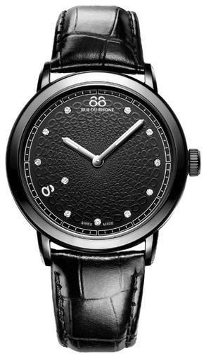 Фото швейцарских часов Женские швейцарские наручные часы 88 Rue Du Rhone Double 8 Origin 87WA120029