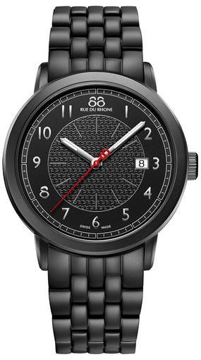 Фото швейцарских часов Мужские швейцарские наручные часы 88 Rue Du Rhone Double 8 Origin 87WA120038