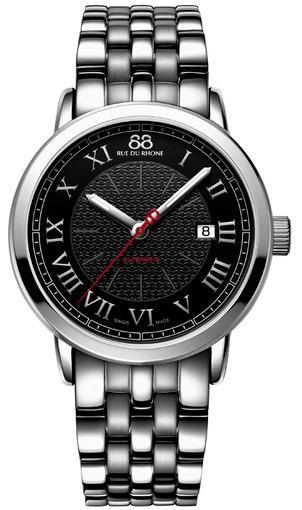 Фото швейцарских часов Мужские швейцарские наручные часы 88 Rue Du Rhone Double 8 Origin 87WA120040