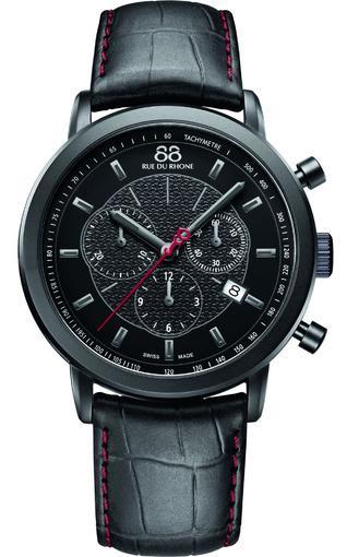 Фото швейцарских часов Мужские швейцарские наручные часы 88 Rue Du Rhone Double 8 Origin 87WA120046