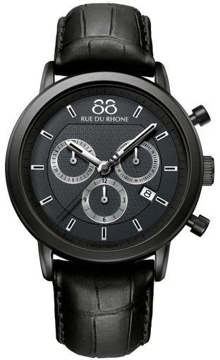 Фото швейцарских часов Мужские швейцарские наручные часы 88 Rue Du Rhone Double 8 Origin 87WA130017