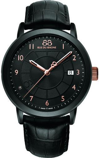 Фото швейцарских часов Мужские швейцарские наручные часы 88 Rue Du Rhone Double 8 Origin 87WA130018