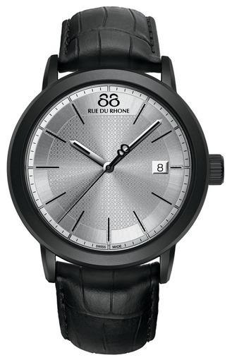 Фото швейцарских часов Мужские швейцарские наручные часы 88 Rue Du Rhone Double 8 Origin 87WA130020