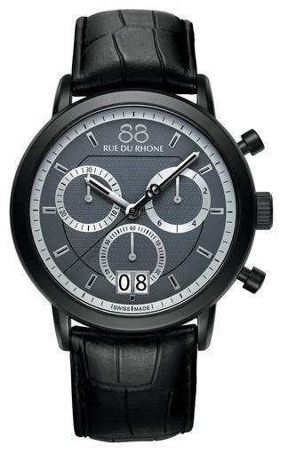 Фото швейцарских часов Мужские швейцарские наручные часы 88 Rue Du Rhone Quartz men 87WA130021