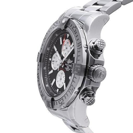 Фото швейцарских часов Мужские швейцарские наручные часы Breitling Super Avenger II A1337111/BC29/168A