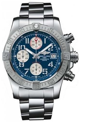 Фото швейцарских часов Мужские швейцарские наручные часы Breitling Avenger A1338111/C870/170A