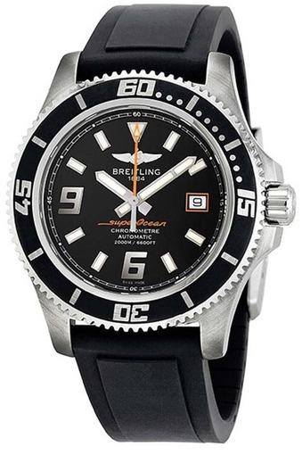Фото швейцарских часов Мужские швейцарские наручные часы Breitling Superocean 44 A1739102/BA80/200S