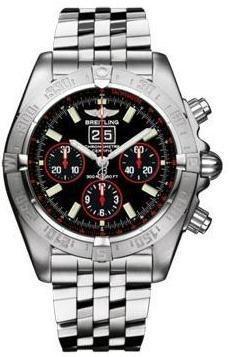 Фото швейцарских часов Мужские швейцарские наручные часы Breitling Blackbird A44359T8/BA58/371A