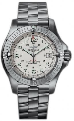 Фото швейцарских часов Мужские швейцарские наручные часы Breitling Colt Quartz  A7438010/G598/812A