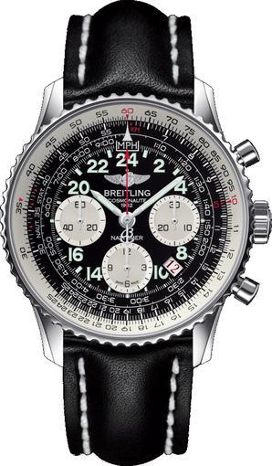 Фото швейцарских часов Мужские швейцарские наручные часы Breitling Navitimer Cosmonaute  AB021012/BB59/435X