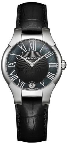 Фото швейцарских часов Женские швейцарские наручные часы Aerowatch New Lady 06964 AA04