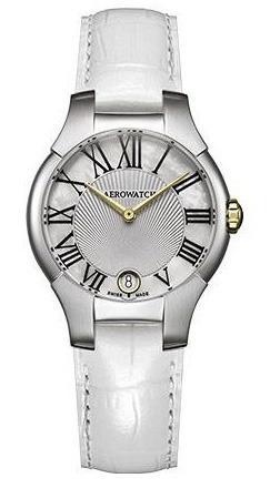 Фото швейцарских часов Мужские швейцарские наручные часы Aerowatch New Lady 06964 BI01