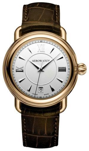 Фото швейцарских часов  швейцарские наручные часы Aerowatch 1942 24924 RO01
