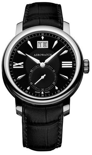 Фото швейцарских часов Мужские швейцарские наручные часы Aerowatch Renaissance 41937 AA07