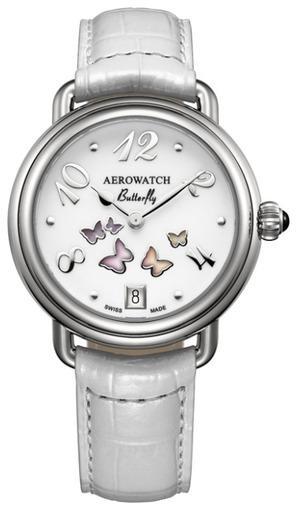 Фото швейцарских часов  швейцарские наручные часы Aerowatch Butterfly 44960 AA01
