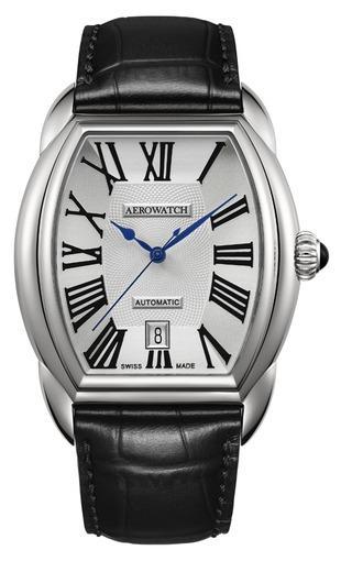Фото швейцарских часов Мужские швейцарские наручные часы Aerowatch Streamline 60959 AA01
