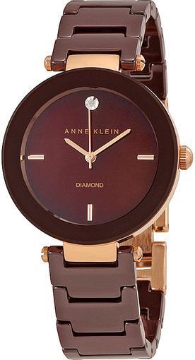 мужчина купить часы anne klein 1018 rgbn считать