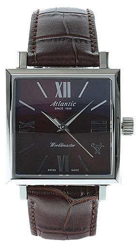 Фото швейцарских часов Женские швейцарские наручные часы Atlantic WORLDMASTER 14350.41.88