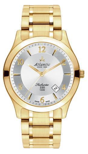 Фото швейцарских часов Женские швейцарские наручные часы Atlantic Seahunter 31365.45.25