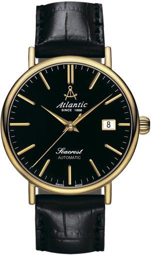 Фото швейцарских часов Мужские швейцарские наручные часы Atlantic Seaport 50744.45.61