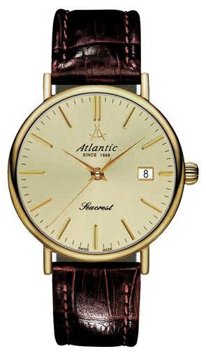 Фото швейцарских часов Мужские швейцарские наручные часы Atlantic Seaport 50746.45.31