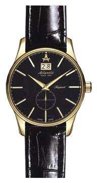 Фото швейцарских часов Мужские швейцарские наручные часы Atlantic Seaport 56350.45.61