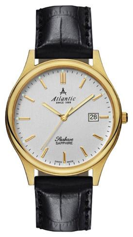 Фото швейцарских часов Мужские швейцарские наручные часы Atlantic WORLDMASTER 60342.45.21