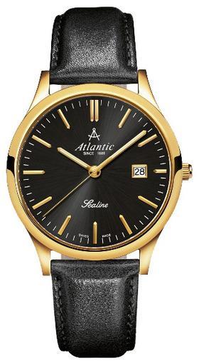 Фото швейцарских часов Мужские швейцарские наручные часы Atlantic Sealine 62341.45.61