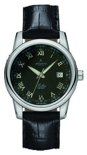 Фото швейцарских часов Мужские швейцарские наручные часы Atlantic Sealine 64350.41.68