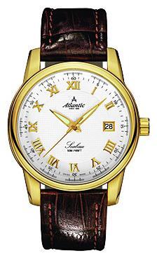 Фото швейцарских часов Мужские швейцарские наручные часы Atlantic Sealine 64350.45.28