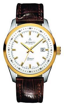 Фото швейцарских часов Мужские швейцарские наручные часы Atlantic Seamove 65351.43.21
