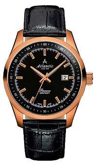Фото швейцарских часов Мужские швейцарские наручные часы Atlantic Seamove 65351.44.61