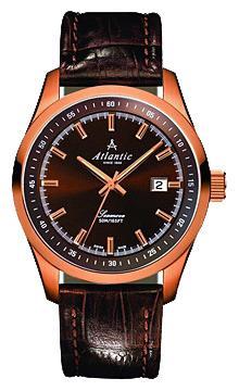 Фото швейцарских часов Мужские швейцарские наручные часы Atlantic Seamove 65351.44.81