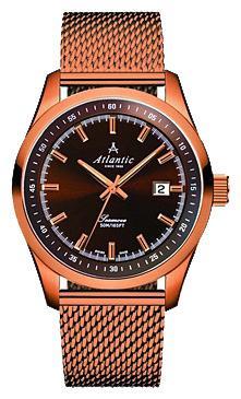 Фото швейцарских часов Мужские швейцарские наручные часы Atlantic Seamove 65356.44.81